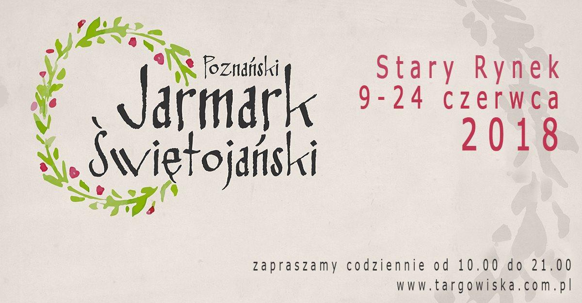Jarmark Świętojański 2018 – program