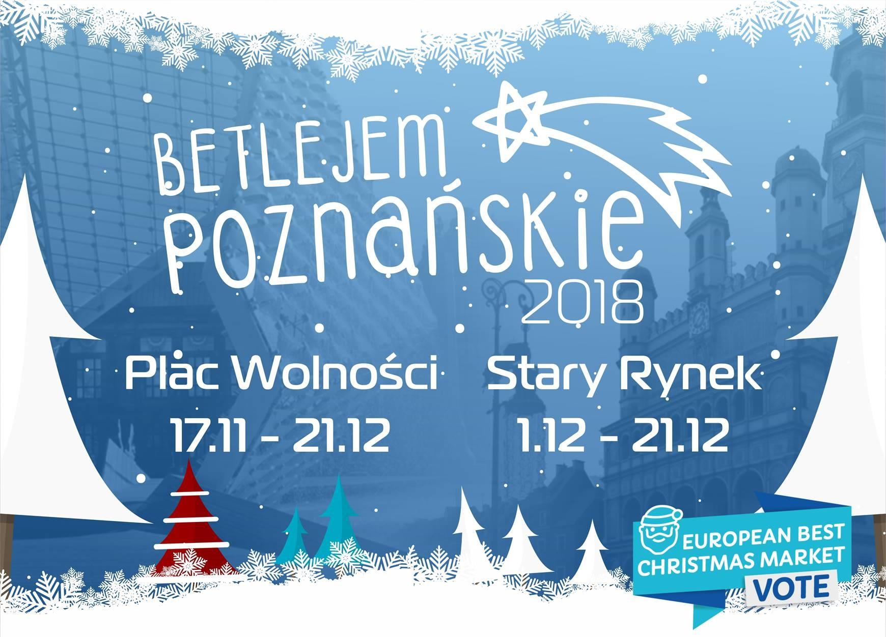 Znamy program Betlejem Poznańskie 2018!