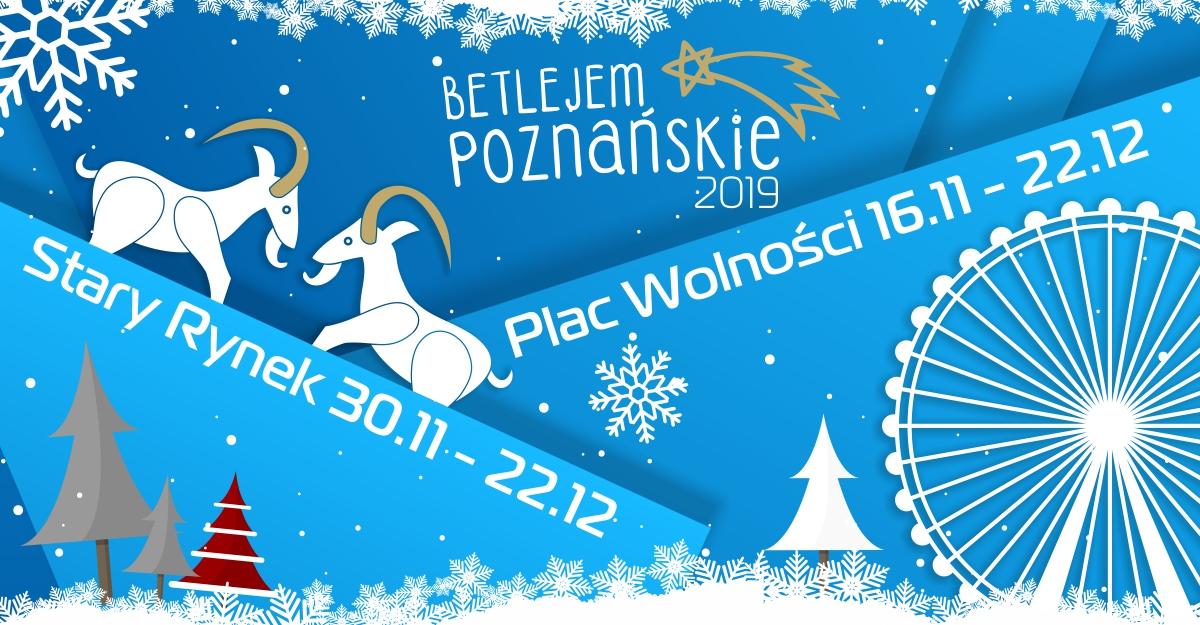 Betlejem Poznańskie 2019